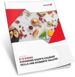 Case Study: Expanding Staff's Culinary Skills and Students' Palates