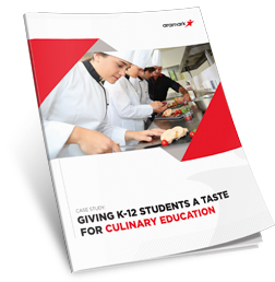 Giving K-12 Students A Taste For Culinary Education Guide