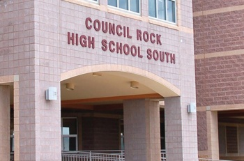 Council Rocl High School buulding